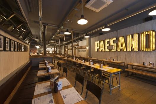 Image © Paesano Pizza.